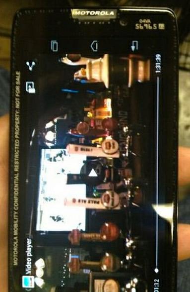 Motorola RAZR HD global