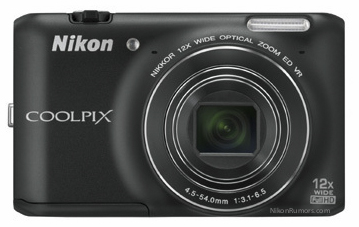 Nikon Coolpix S800c con Android 2.3 Gingerbread