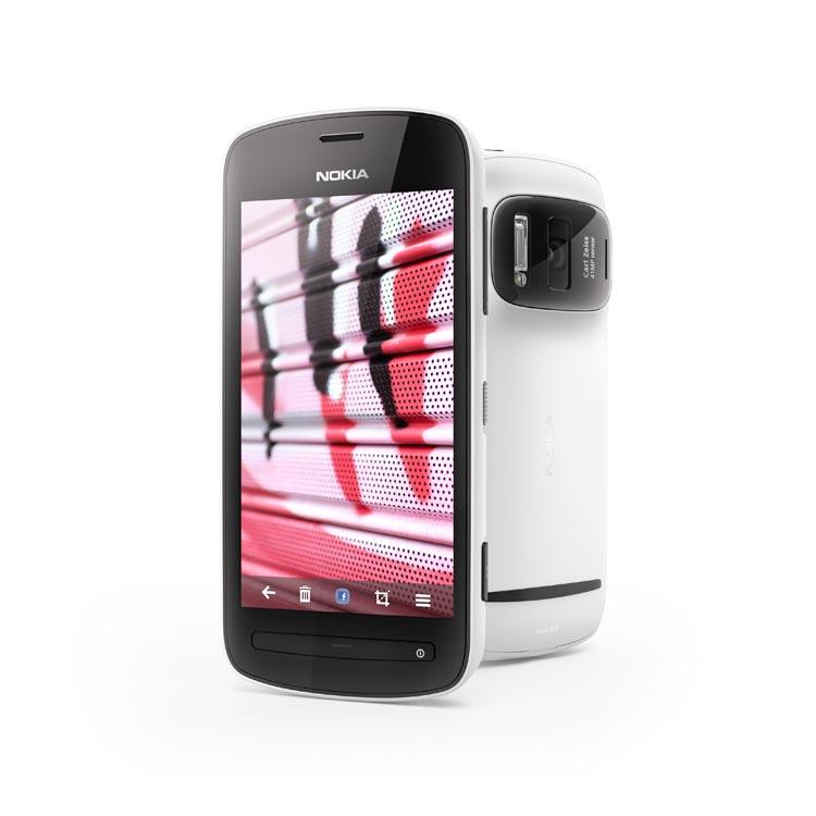 Nokia 808 PureView México Telcel