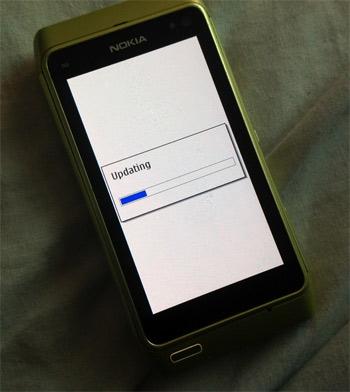 Nokia Belle Refresh actualización