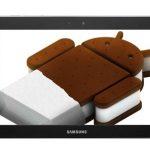 Samsung Galaxy Tab 8.9 Wi-Fi se actualiza a Android 4.0 Ice Cream Sandwich