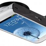 Samsung prepara su Galaxy S Cámara de 16 MP basada en el Galaxy S III