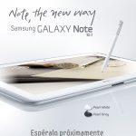 Samsung Galaxy Note 10.1 pronto en México