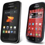 Samsung Galaxy Rush y Galaxy Reverb con Android 4.0 son presentados