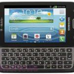 Samsung Galaxy S Blaze Q un Android ICS y QWERTY físico