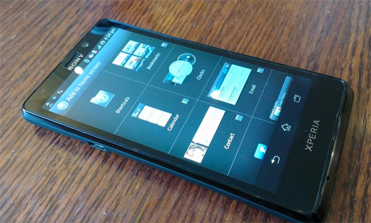 Sony Xperia T LT30i