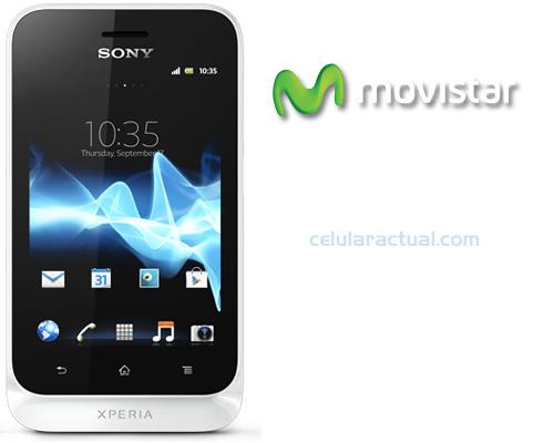 Sony Xperia Tipo en Movistar México