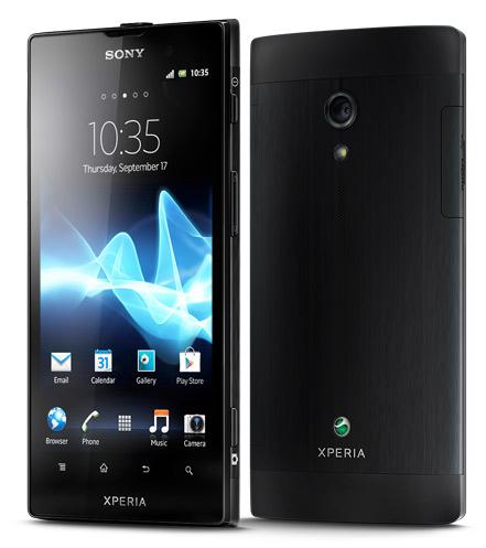 Sony Xperia ion LTE en México