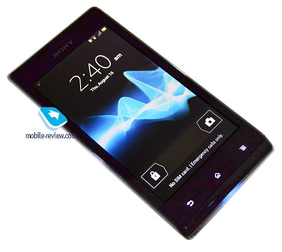 Sony Sony Xperia J