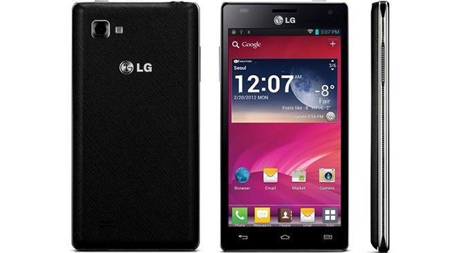 LG Optimus 4X HD en México con Telcel