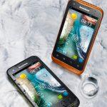 Lenovo presenta el A660 un Android ICS a prueba de agua