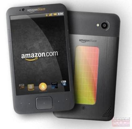 Amazon podría presentar el Amazon Phone, Kindle Fire 2 y un e-Reader