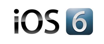iOS 6 para iPhone , iPad y iPod Touch