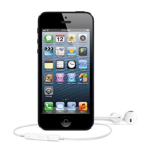 iPhone 5 llegará a México el 28 de septiembre