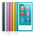 Nuevo iPod nano de 2.5 pulgadas multitouch es presentado