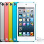 Nuevo iPod touch quinta generación ahora más delgado