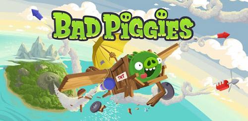 Bad Piggies en iOS y Android