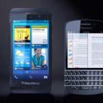 BlackBerry 10 L y N con teclado QWERTY aparecen en video