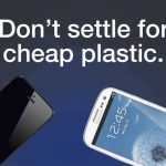 Apple fans responden a Cartel de Samsung Galaxy S III vs iPhone 5 y Nokia se une