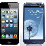 La pantalla de iPhone 5 es mejor que la del Galaxy S III