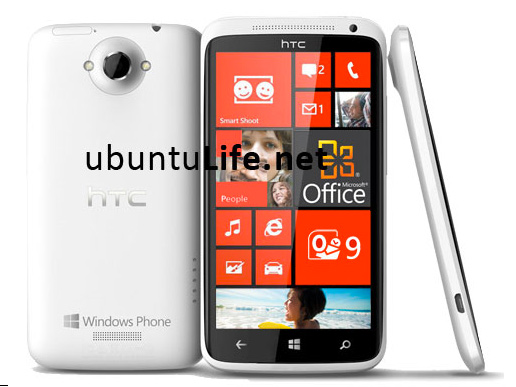 HTC Elation con Windows Phone 8