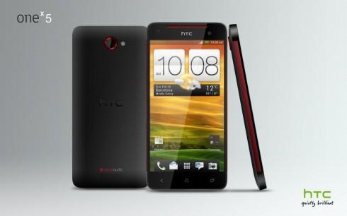 HTC One X 5 pulgadas