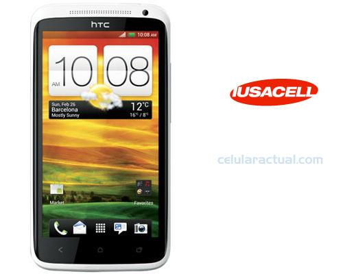 HTC One X en México con Iusacell