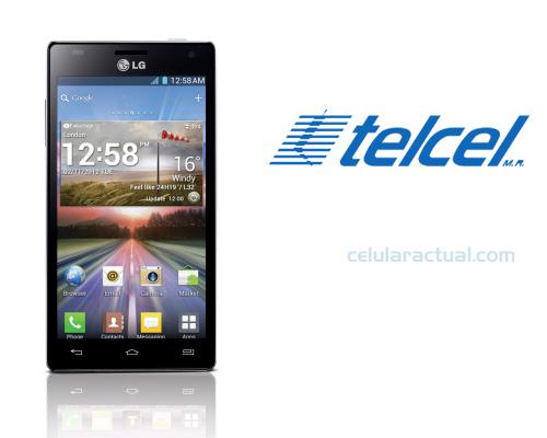 LG Optimus 4X HD ya en México con Telcel