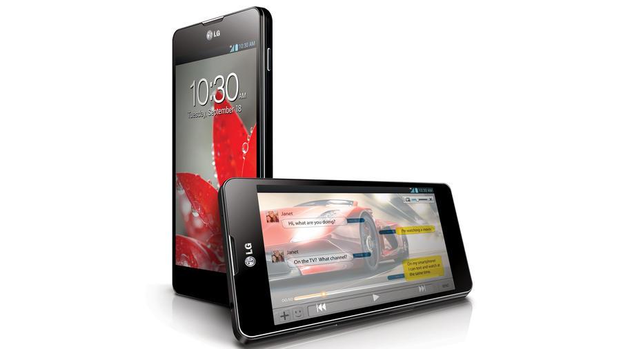 El LG Optimus G el Krait Quad-core