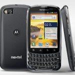 Motorola Master un Android 2.3 ya en Nextel México