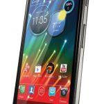 Motorola RAZR HD y RAZR HD MAXX son presentados
