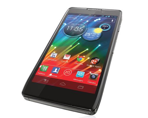 Motorola RAZR HD pronto en México