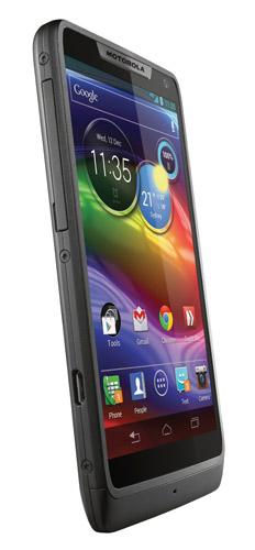 Motorola RAZR M es anunciado