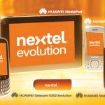 Nextel lanza su red  HSPA+ en México