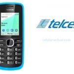Nokia 111 ya en México con Telcel