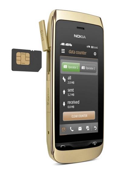 Nokia presenta los Asha 308 y 309 smartphones Series 40
