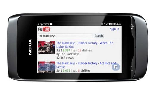 Nokia Asha 309 SIngle SIM WiFi