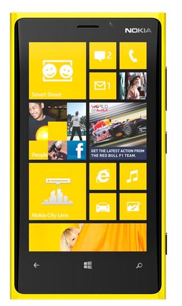 Nokia 920 PureView