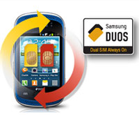 Samsung Galaxy Music y Music Duos