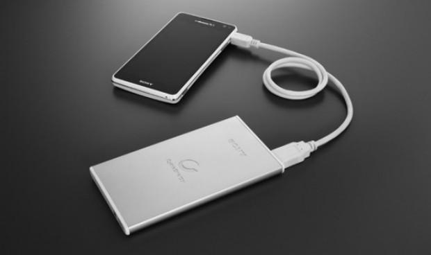 Sony Batería externa para smartphones y Tablets