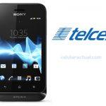 Sony Xperia Tipo ya en Telcel
