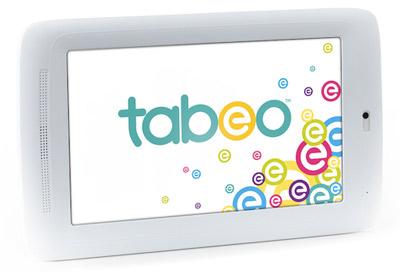 "Toys""R""Us Tabeo tablet Android ICS para niños"