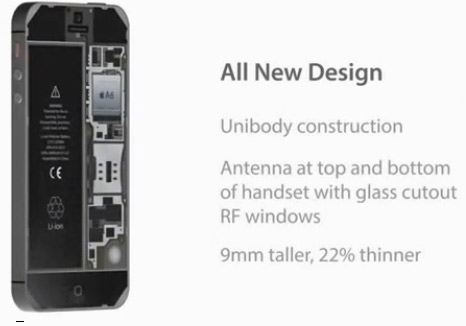 Video Comercial iPhone 5