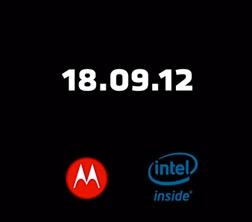 Motorola XT890 con 2 GHz con Intel pronto