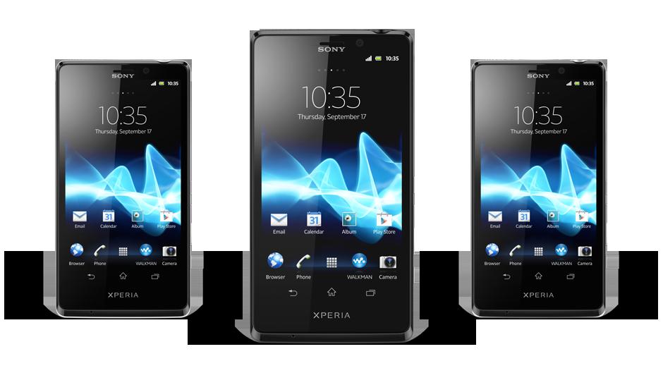 Sony Xperia T en México