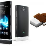Sony Xperia go, Xperia U, y Xperia sola reciben actualización Android 4.0 Ice Cream Sandwich