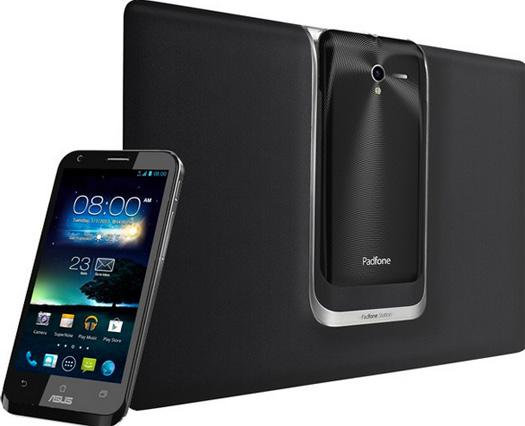 Asus PadFone 2 es presentado oficialmente es un quad-core con 2 GB y 13 megapixeles