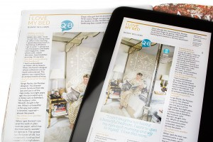 Google Nexus 10 pantalla calidad comparada con revista
