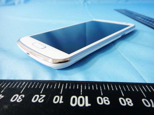 Samsung Galaxy Premier Fotos en vivo y más especificaciones