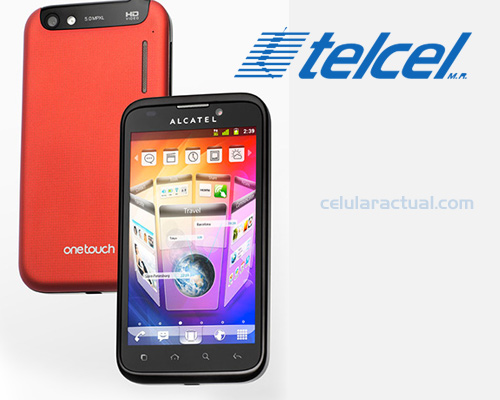 Alcatel One Touch 995 Ultra en Telcel México